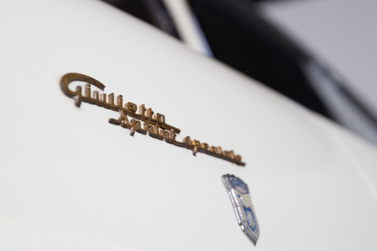 1961 Alfa Romeo Giulietta SS Sprint Speciale 3