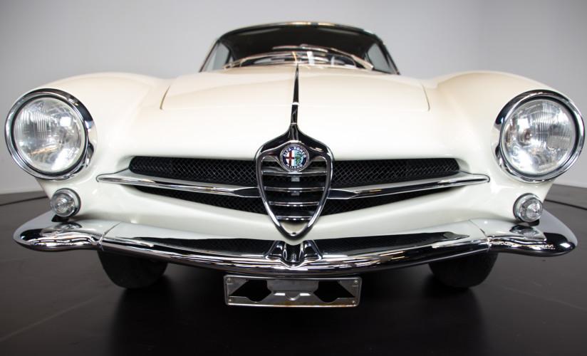 1961 Alfa Romeo Giulietta SS Sprint Speciale 12