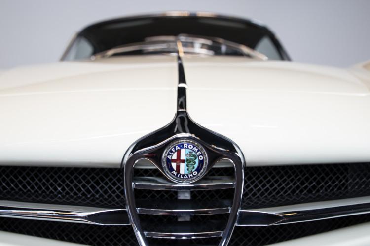 1961 Alfa Romeo Giulietta SS Sprint Speciale 29