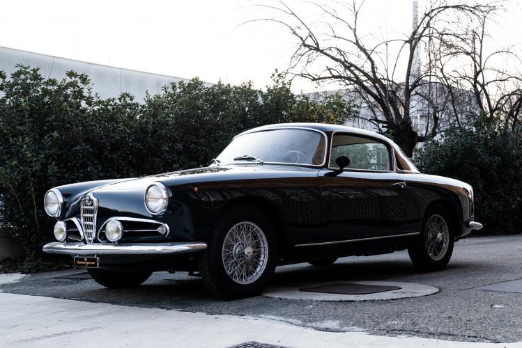 1955 Alfa Romeo 1900 C Super Sprint 35