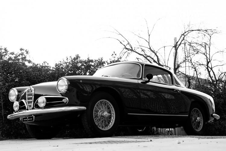 1955 Alfa Romeo 1900 C Super Sprint 38