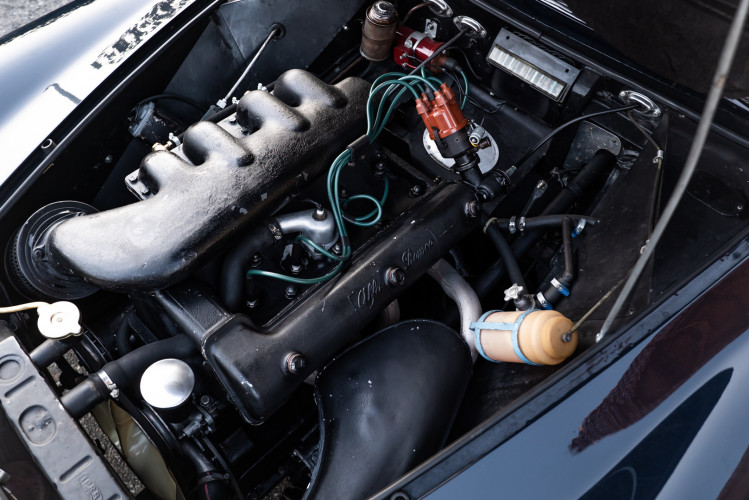 1955 Alfa Romeo 1900 C Super Sprint 40