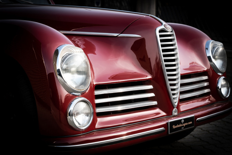 1947 Alfa Romeo Freccia d'oro 6C 2500 Sport 26