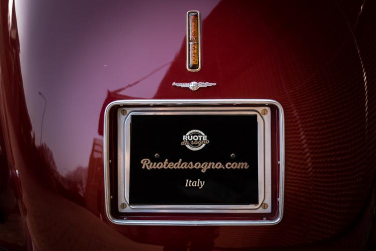 1947 Alfa Romeo Freccia d'oro 6C 2500 Sport 29