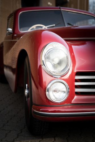 1947 Alfa Romeo Freccia d'oro 6C 2500 Sport 33