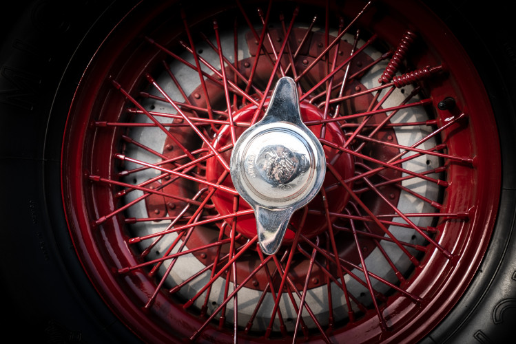 1947 Alfa Romeo Freccia d'oro 6C 2500 Sport 35