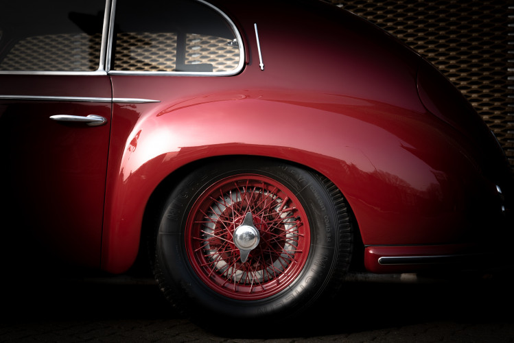 1947 Alfa Romeo Freccia d'oro 6C 2500 Sport 10