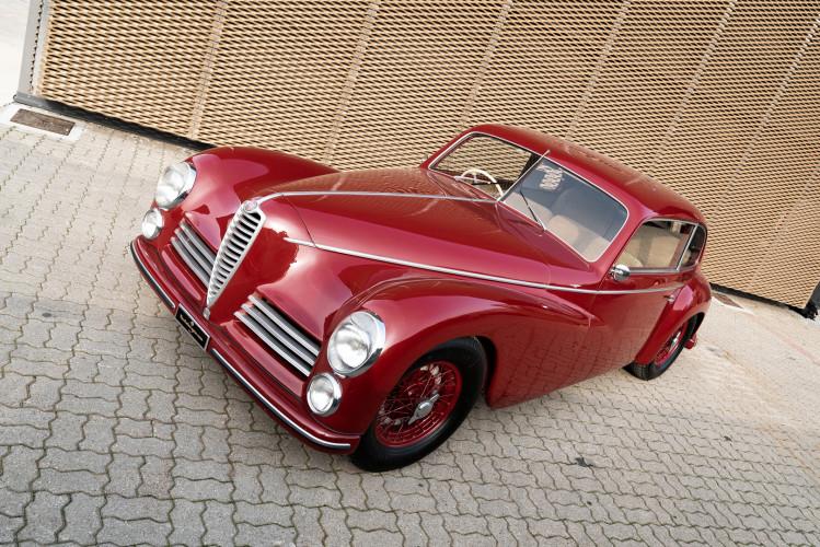 1947 Alfa Romeo Freccia d'oro 6C 2500 Sport 36