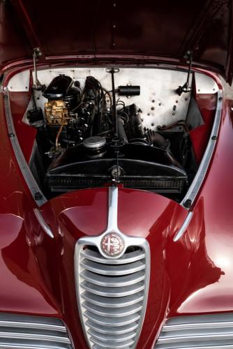1947 Alfa Romeo Freccia d'oro 6C 2500 Sport 41