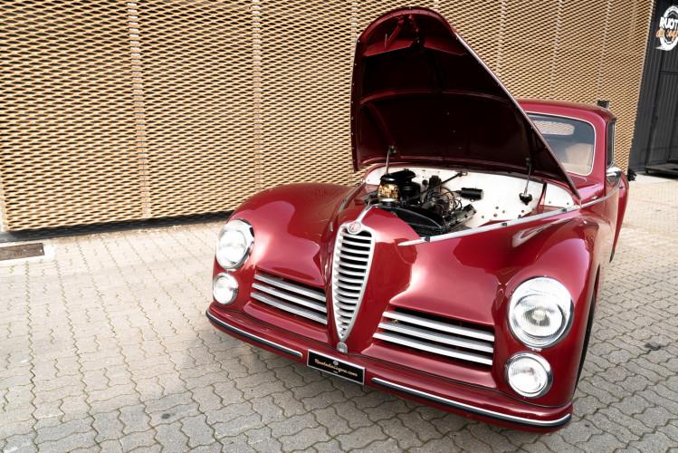 1947 Alfa Romeo Freccia d'oro 6C 2500 Sport 48