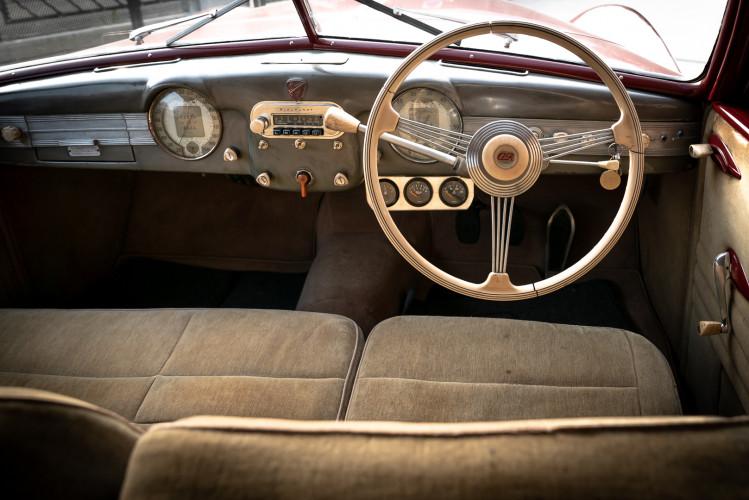 1947 Alfa Romeo Freccia d'oro 6C 2500 Sport 63