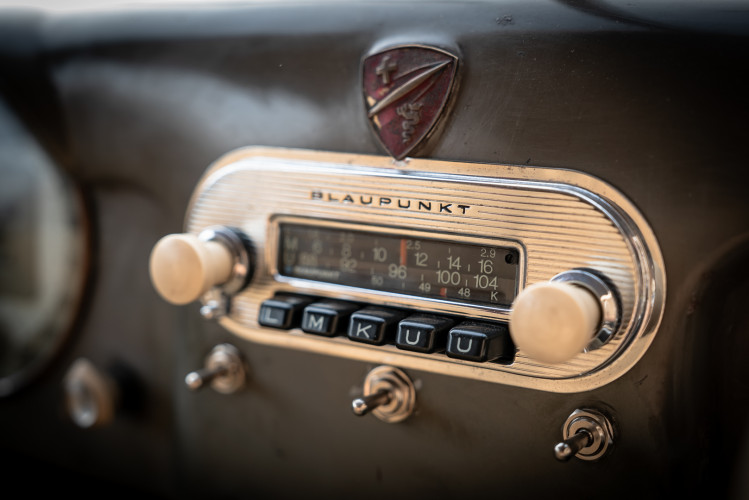 1947 Alfa Romeo Freccia d'oro 6C 2500 Sport 69