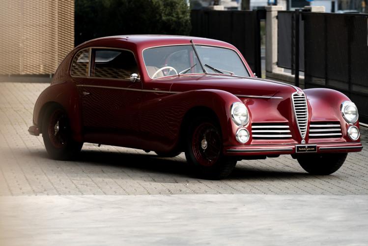1947 Alfa Romeo Freccia d'oro 6C 2500 Sport 0