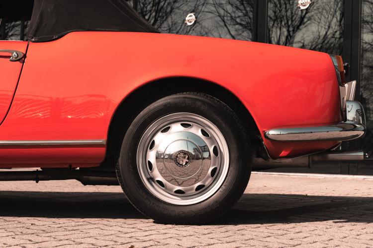 1963 Alfa Romeo Giulia Spider  14