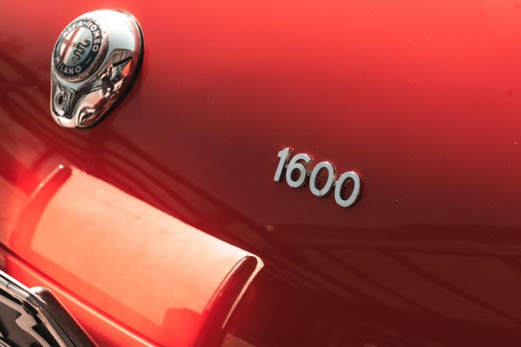 1963 Alfa Romeo Giulia Spider  21