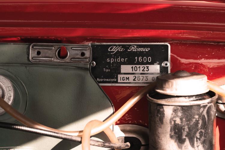 1963 Alfa Romeo Giulia Spider  44