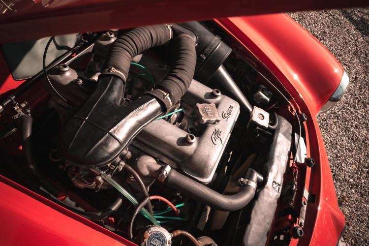 1963 Alfa Romeo Giulia Spider  42