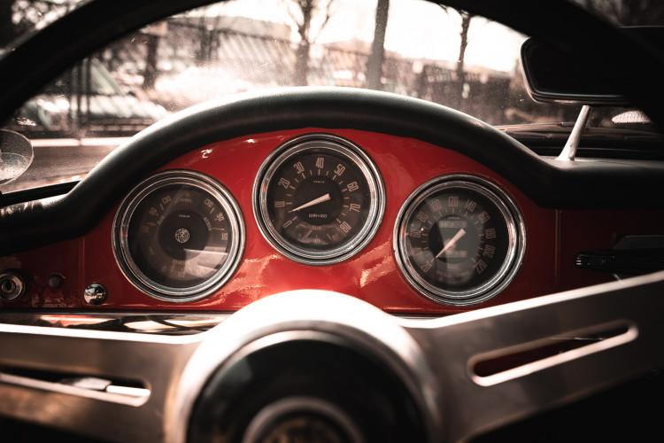 1963 Alfa Romeo Giulia Spider  30