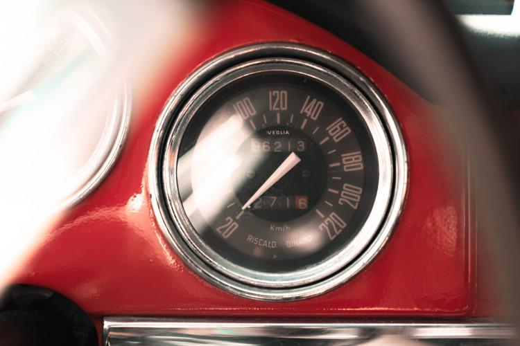 1963 Alfa Romeo Giulia Spider  31