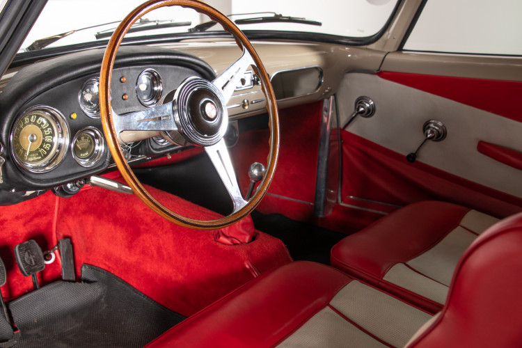 1956 Alfa Romeo 1900 CSS 12