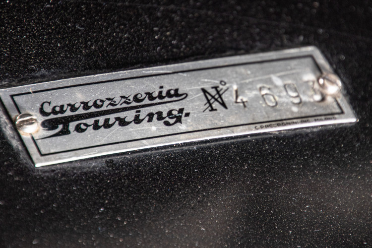 1956 Alfa Romeo 1900 CSS 24