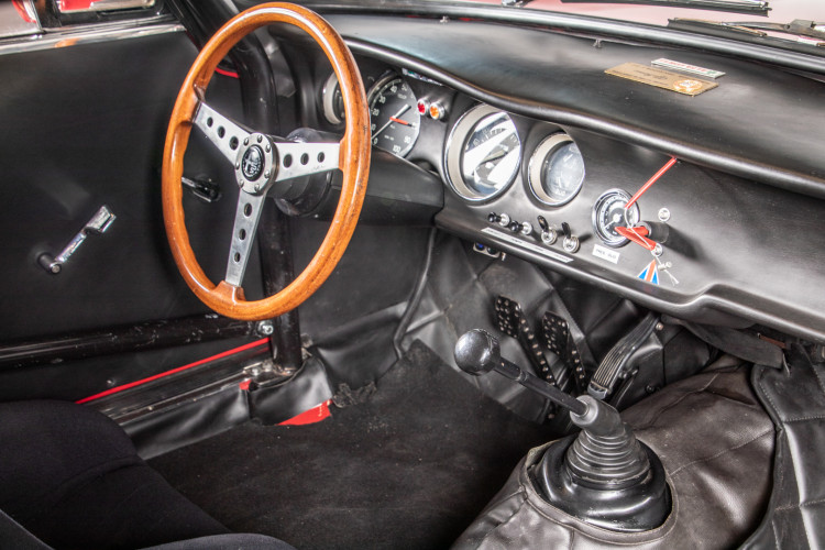"1965 Alfa Romeo Giulia Sprint GTA ""Corsa"" 19"
