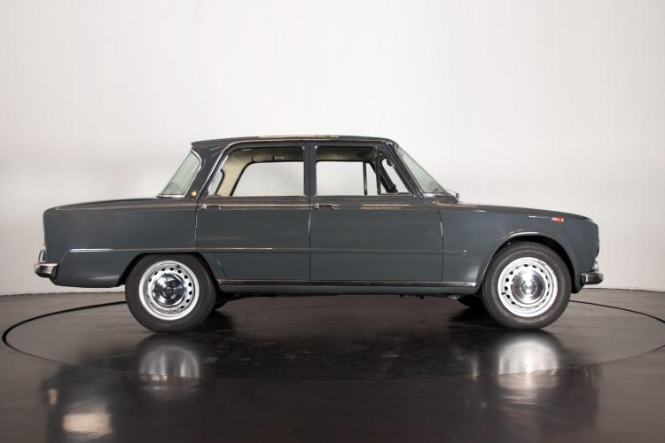 1965 Alfa Romeo Giulia Super 1600 4