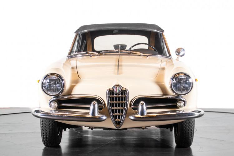 1959 Alfa Romeo Giulietta spider 39