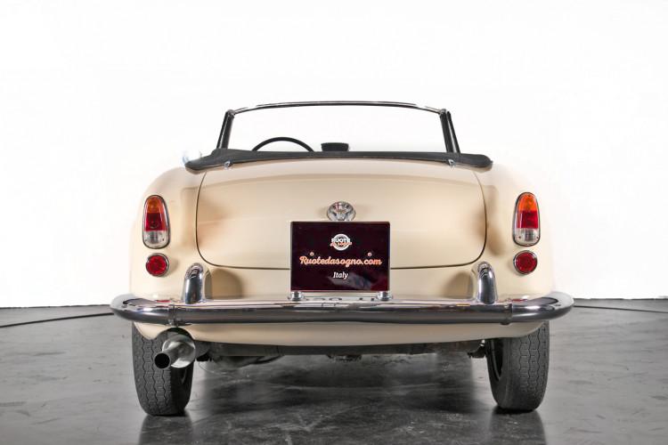 1959 Alfa Romeo Giulietta spider 5