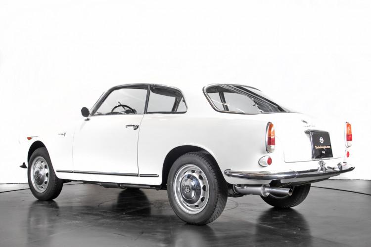1961 Alfa Romeo Giulietta Sprint  7