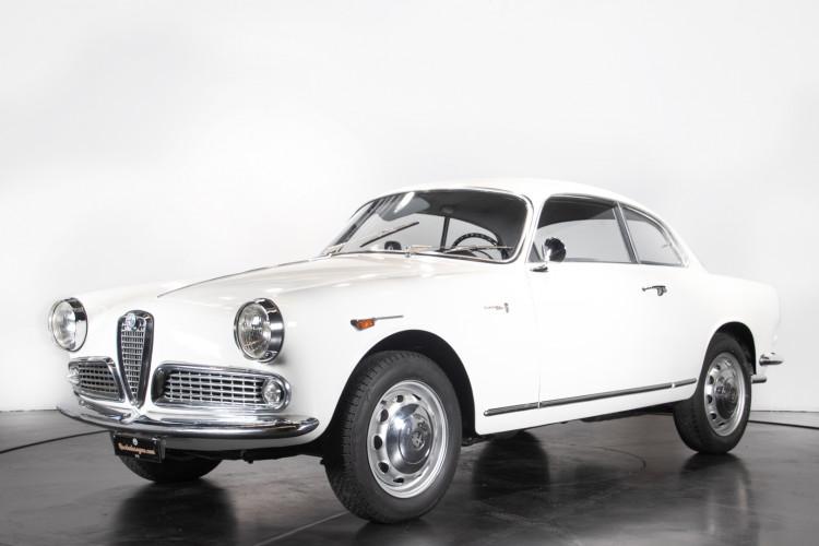 1961 Alfa Romeo Giulietta Sprint  0