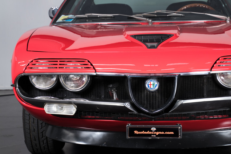 1971 Alfa Romeo Montreal 3