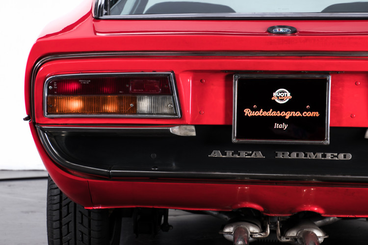 1971 Alfa Romeo Montreal 8