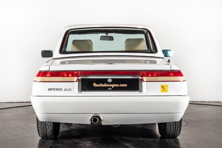 "1990 Alfa Romeo spider 2000 ""Duetto"" 5"
