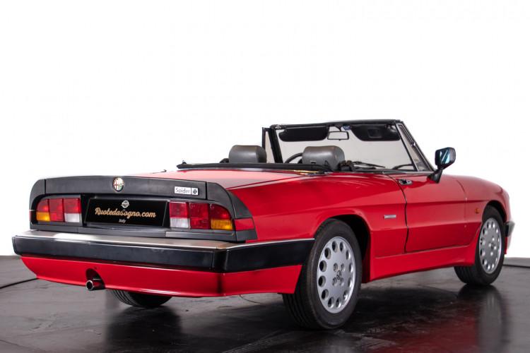 1987 ALFA ROMEO SPIDER DUETTO 3° SERIE QV 1