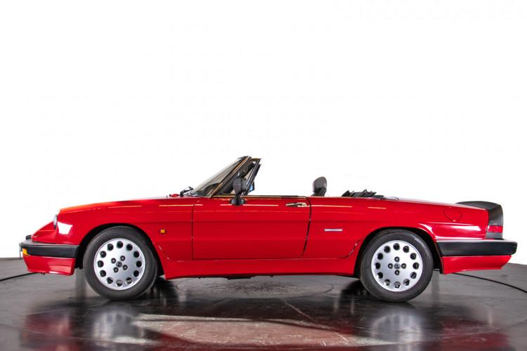 1987 ALFA ROMEO SPIDER DUETTO 3° SERIE QV 4