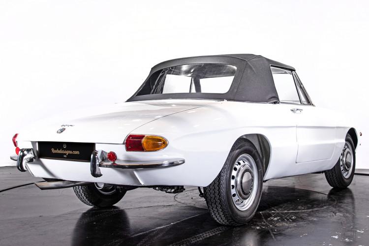 """1969 Alfa Romeo Duetto Spider 1750 """"Osso di Seppia"""" 4"""