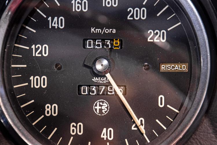 """1969 Alfa Romeo Duetto Spider 1750 """"Osso di Seppia"""" 28"""