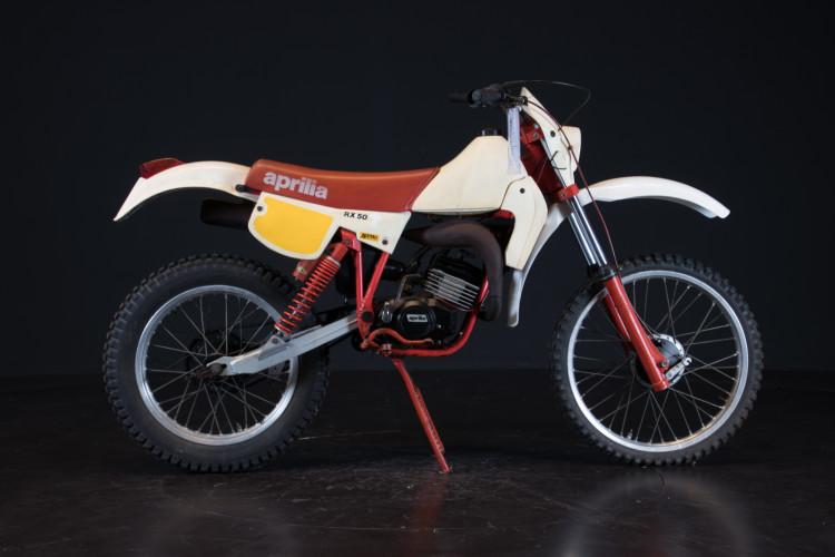 1977 Aprilia Scarabeo RC 2