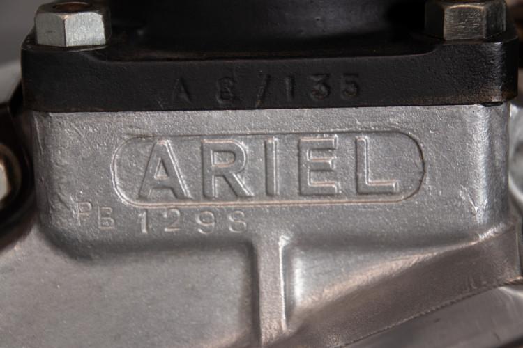 1955 Ariel 350 18
