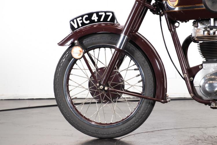 1955 Ariel 350 8