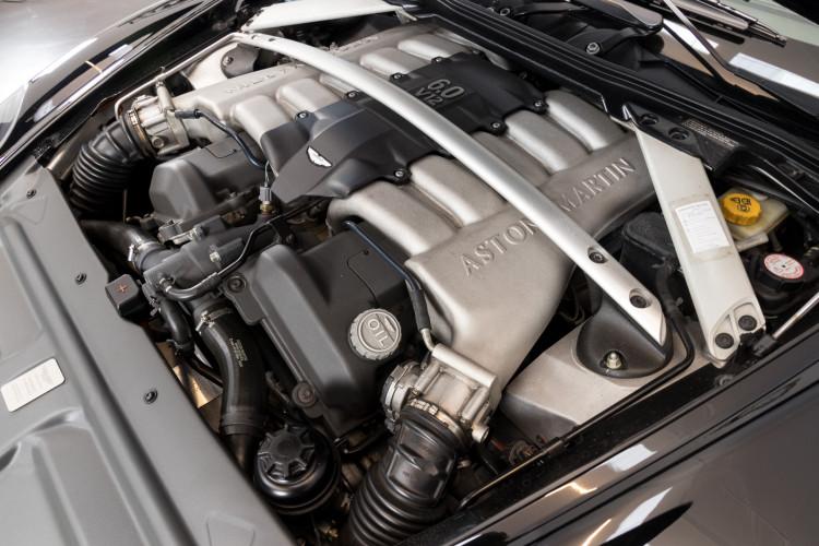 2006 Aston Martin DB9 Volante 26
