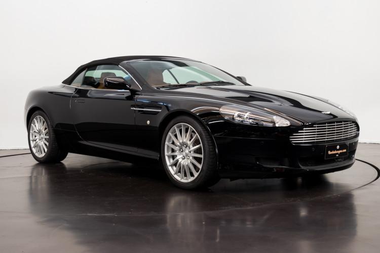 2006 Aston Martin DB9 Volante 4