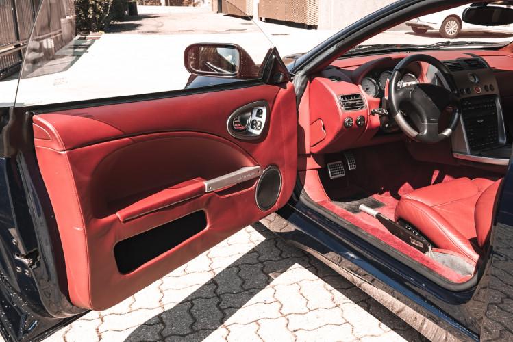 2001 Aston Martin V12 Vanquish 12