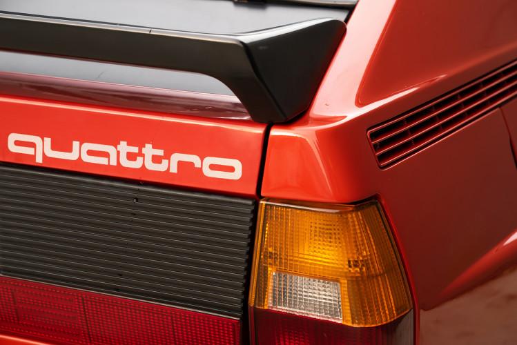 1982 Audi quattro turbo 7