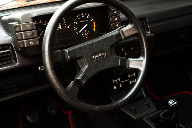 1982 Audi quattro turbo 8