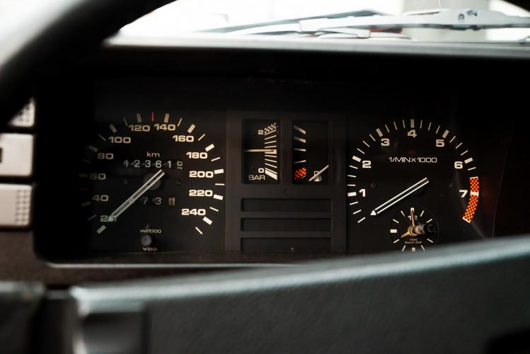 1982 Audi quattro turbo 14