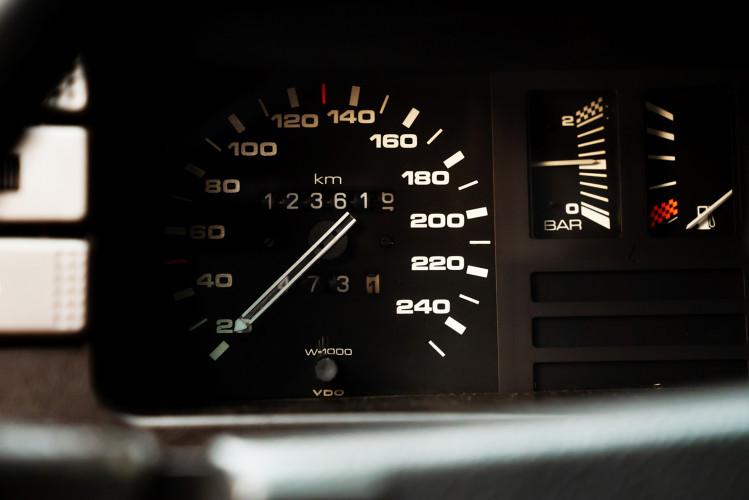 1982 Audi quattro turbo 15