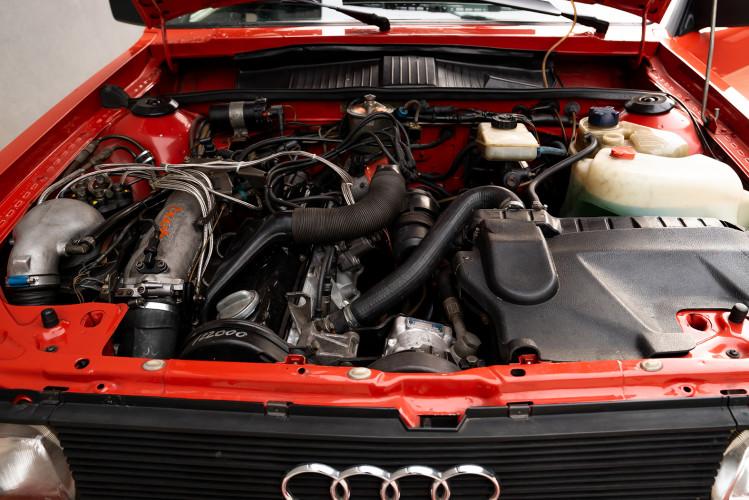 1982 Audi quattro turbo 19