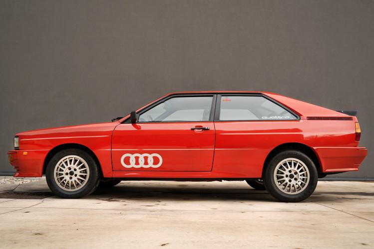 1982 Audi quattro turbo 0